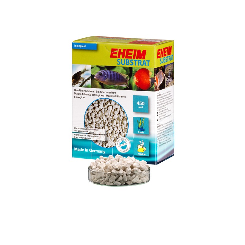 EHEIM Substrat, Balení 1l
