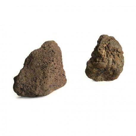 Lávový dekorační kámen - velikost S