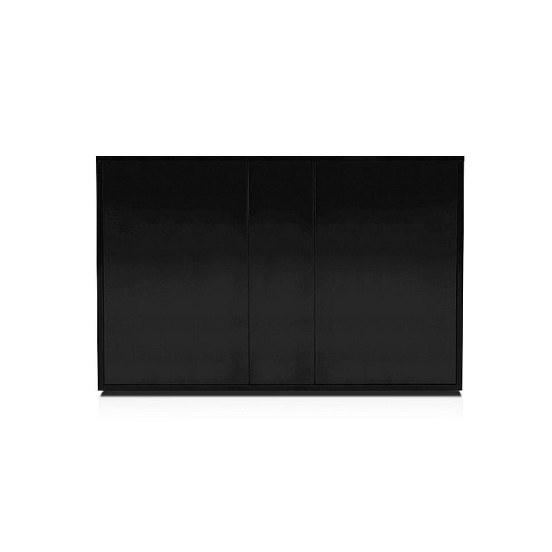 Skříňka k Aquatlantis Fusion 120x40, Barva Černá, Korpus 19mm