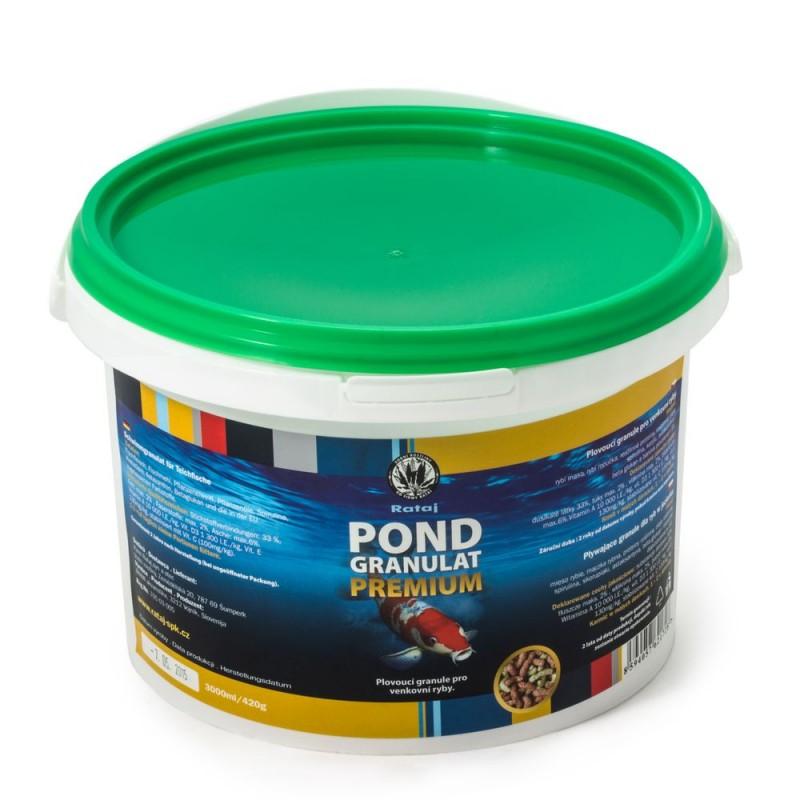 POND GRANULAT Premium, Balení 3000ml