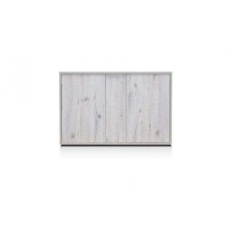 Skříňka k Aquatlantis Fusion 120x40, Barva Bílý dub, Korpus 19mm