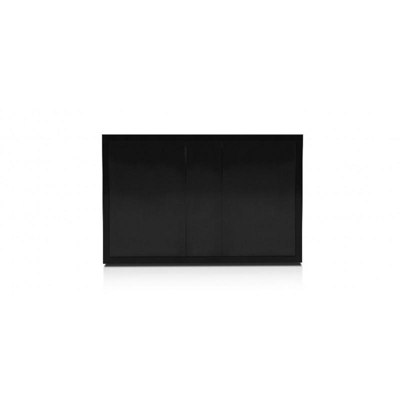 Skříňka k Aquatlantis Fusion 120x60, Barva Černá