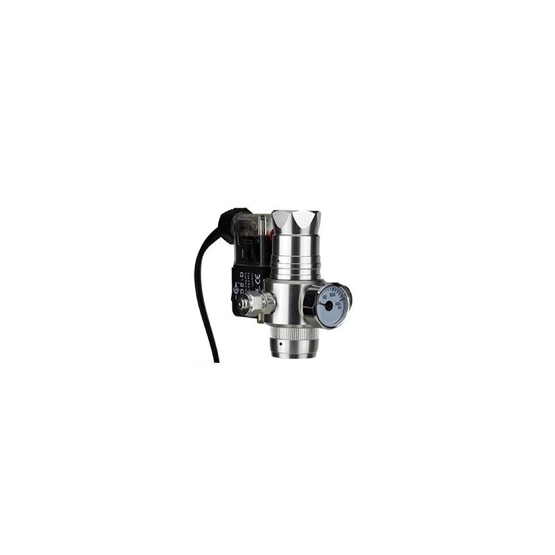 BLAU CO2 ventil Compact MS