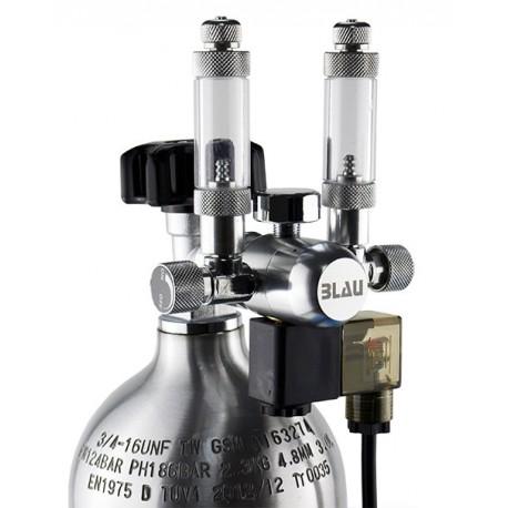 BLAU CO2 ventil Compact M2BS