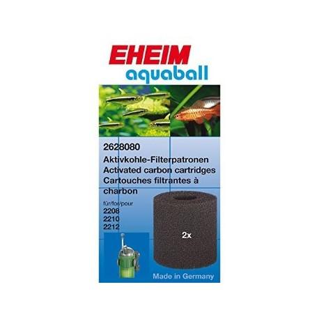 Eheim aktivní uhlí pro Aquaball/Biopower 2ks