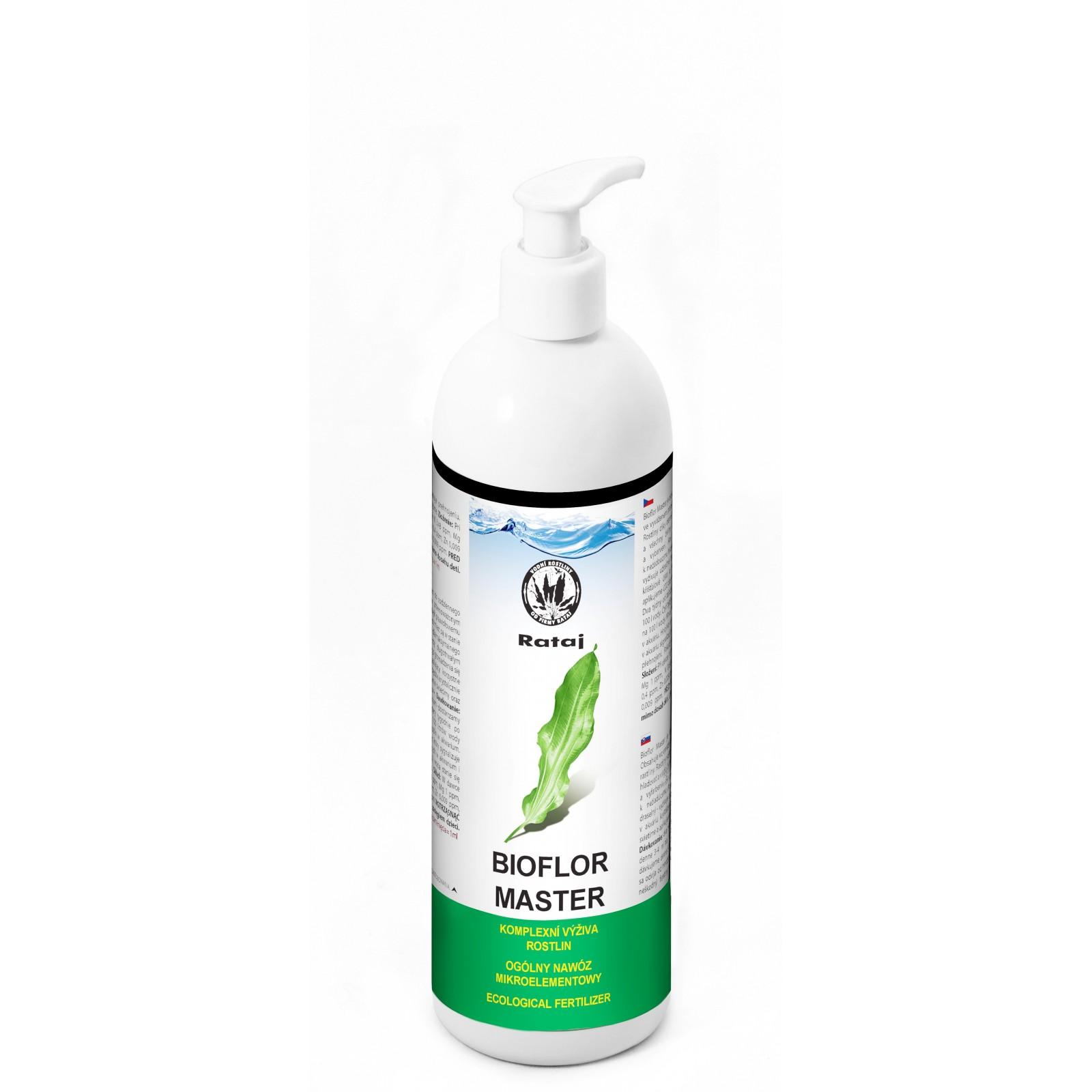 Bioflor MASTER, Objem 130 ml