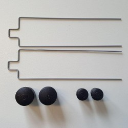 Chihiros A serie adaptéry do zářivkových patic