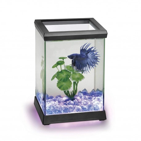 OF BETTA SPACE LED 15,5 x 15,5 x 20,5 cm černá