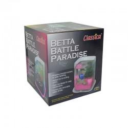 CL BETTA BATTLE PARADISE 21,5 x 21,5 x 21cm žluté