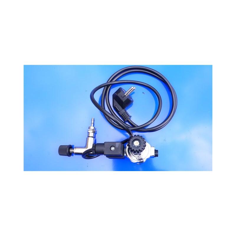 CO2 ventil mini s elektromagnetem