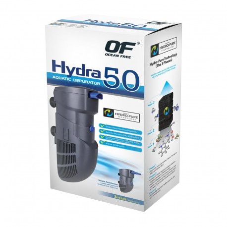 OF NEW HYDRA 50 - 15W vnitřní filtr