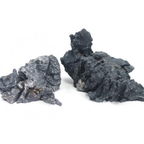 Black seiryu stone
