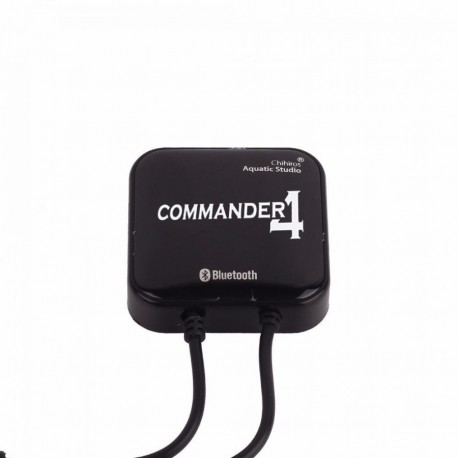 Chihiros Commander 4 kontrolér pro řízení LED světel a WRGB