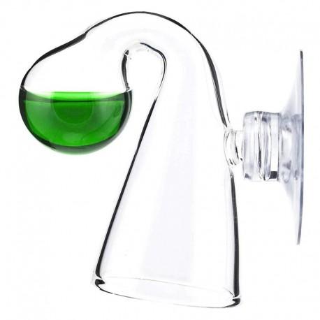 CO2 dropchecker skleněný
