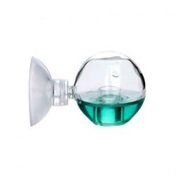 CO2 dropchecker skleněný - kulatý