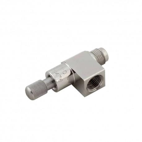 Jehlový CO2 ventil