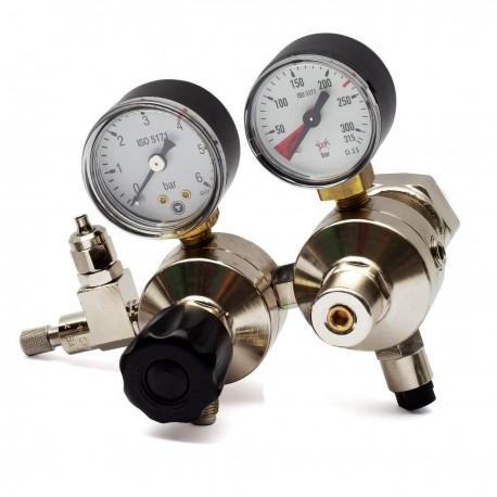 Oxyturbo CO2 dvoustupňový redukční ventil