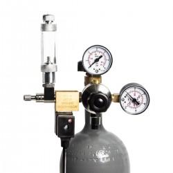 PROFI CO2 set s elektromagnetem