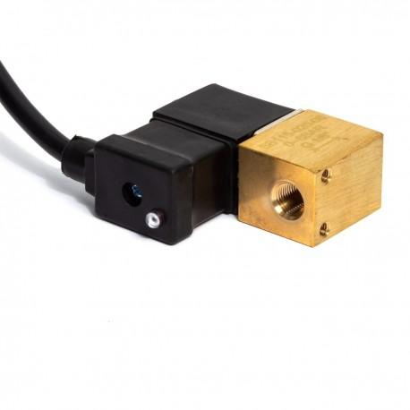 Ruwal elektromagnetický CO2 ventil s napojením na hadičku