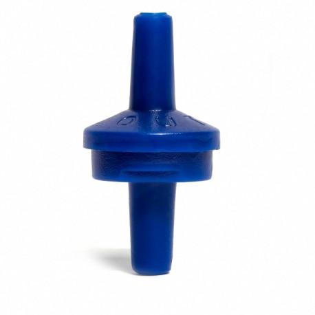 OF Zpětný ventil modrý