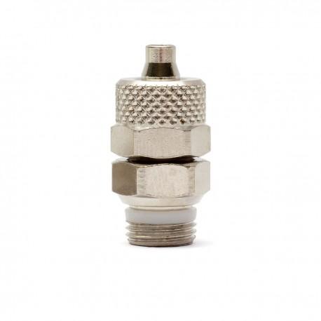 """Samotěsnící konektor 1/8"""" na hadičku 6/4 mm"""
