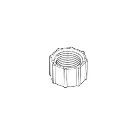 OF Náhradní koncovka hadice průměr 16 pro HYDRA STREAM - 2 kusy