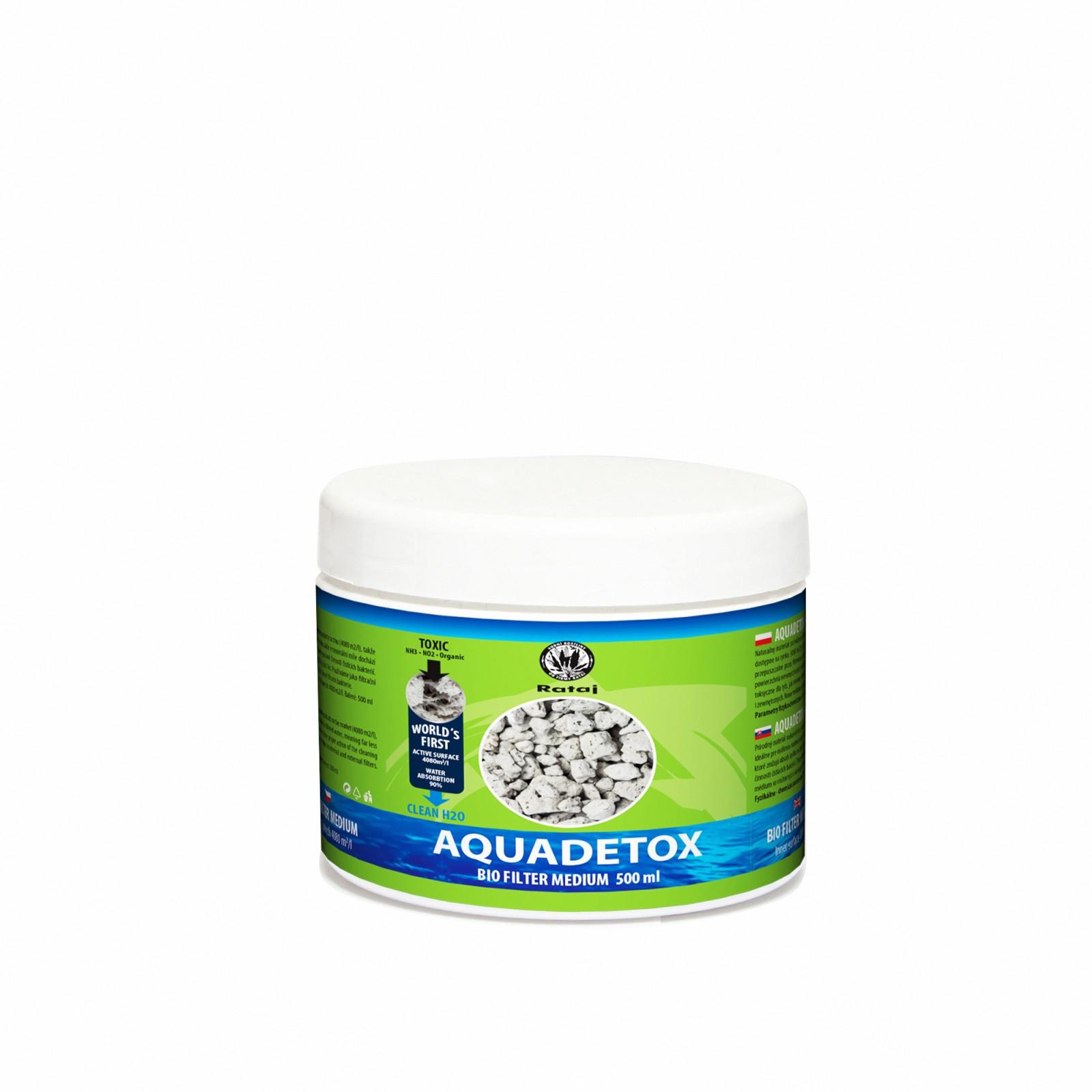 Aquadetox, Balení 500 ml
