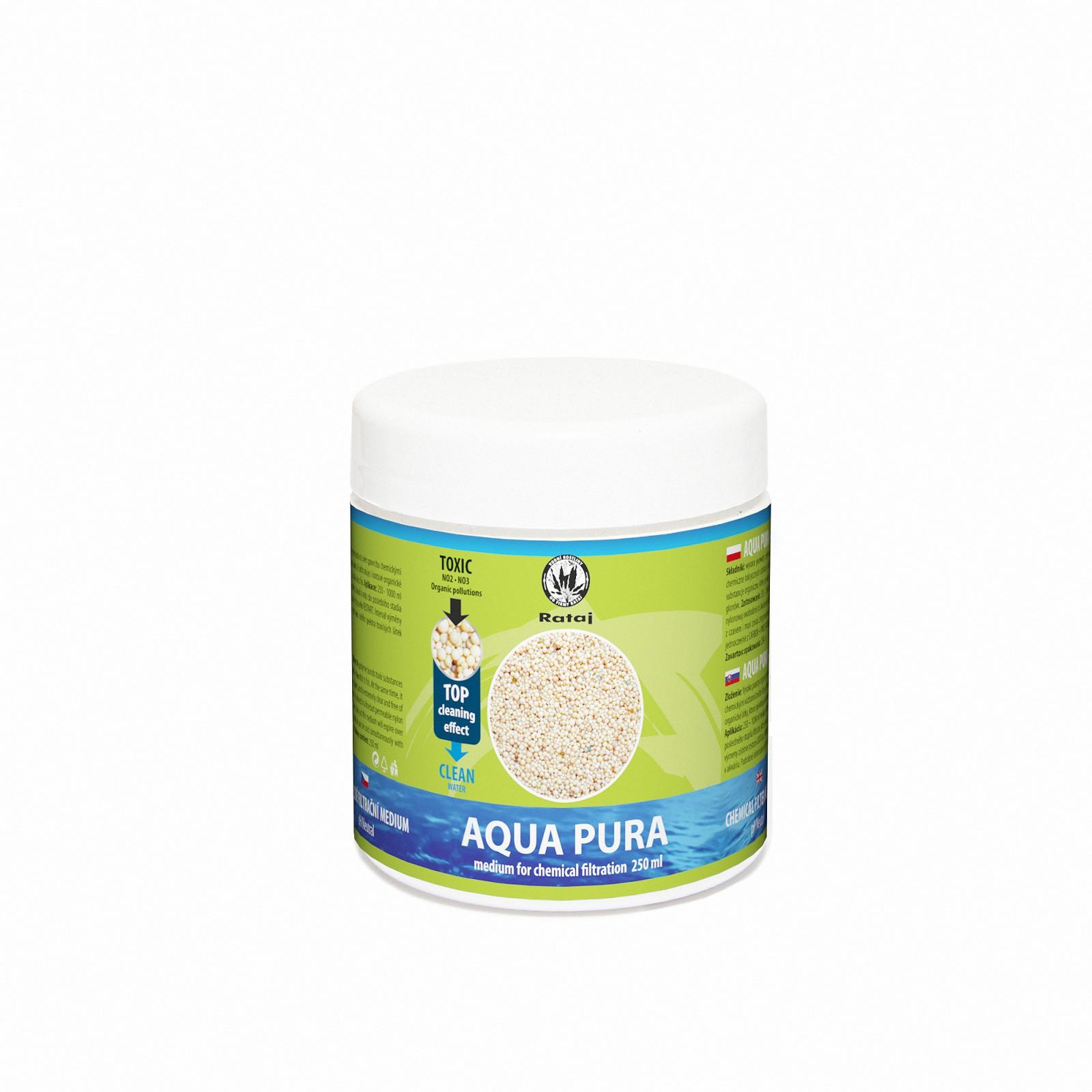Aqua pura, Balení 500 ml