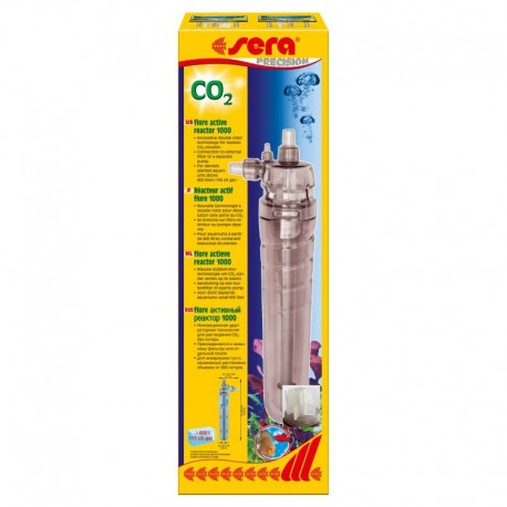 Sera Flore CO2 Aktivní Reaktor 1000