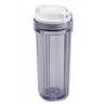 Aquapro transparentní sedimentačním zásobník pro osmózu 50S/75S/125S
