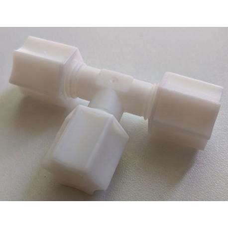 """Aquapro T-kus na hadičku reverzní osmózy 1/4"""""""