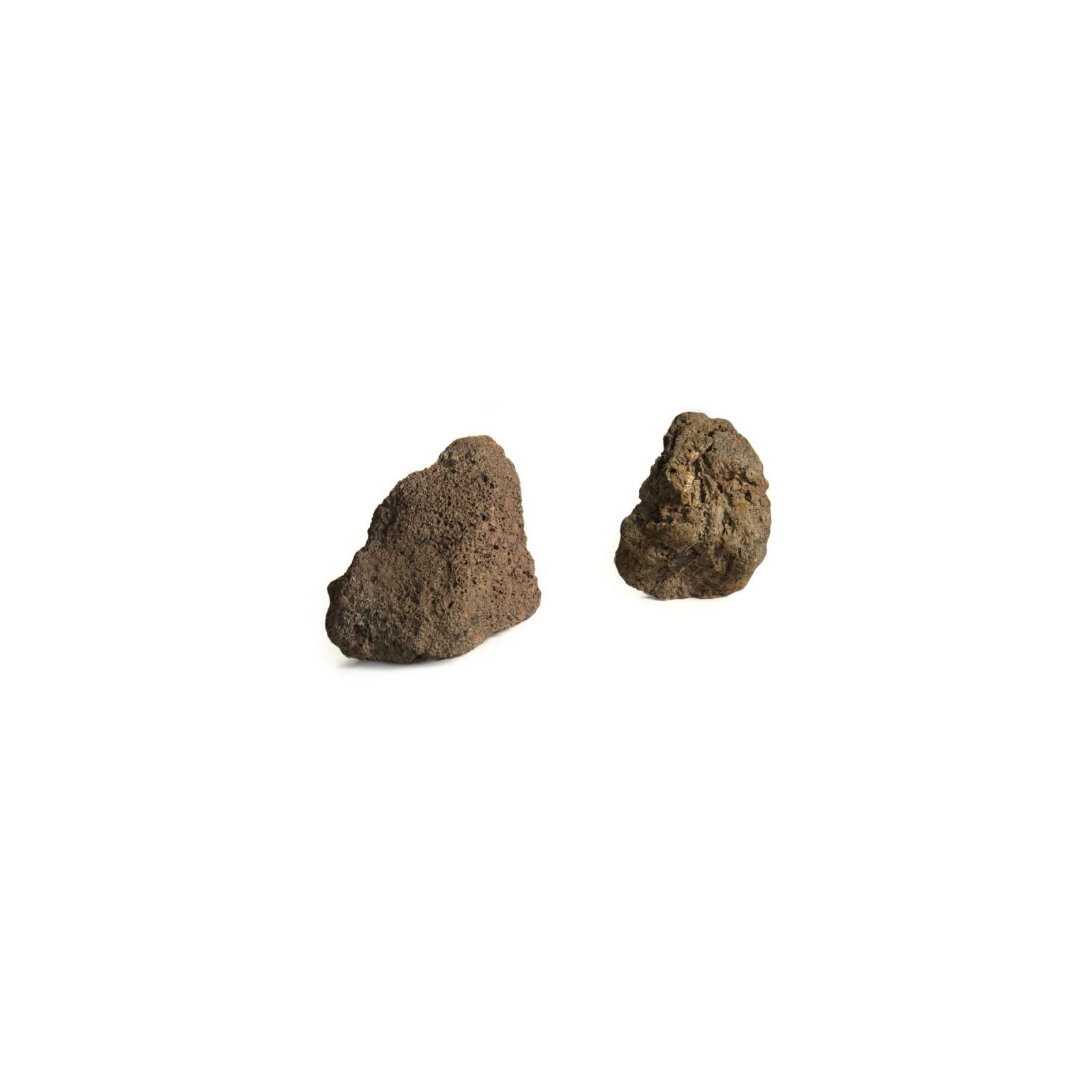 Kámen Láva (červeno-hnědá), Velikost L (2-4 kg, 25-35 cm)