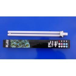 Zářivka BLAU Mini PL 18W bílá/růžová