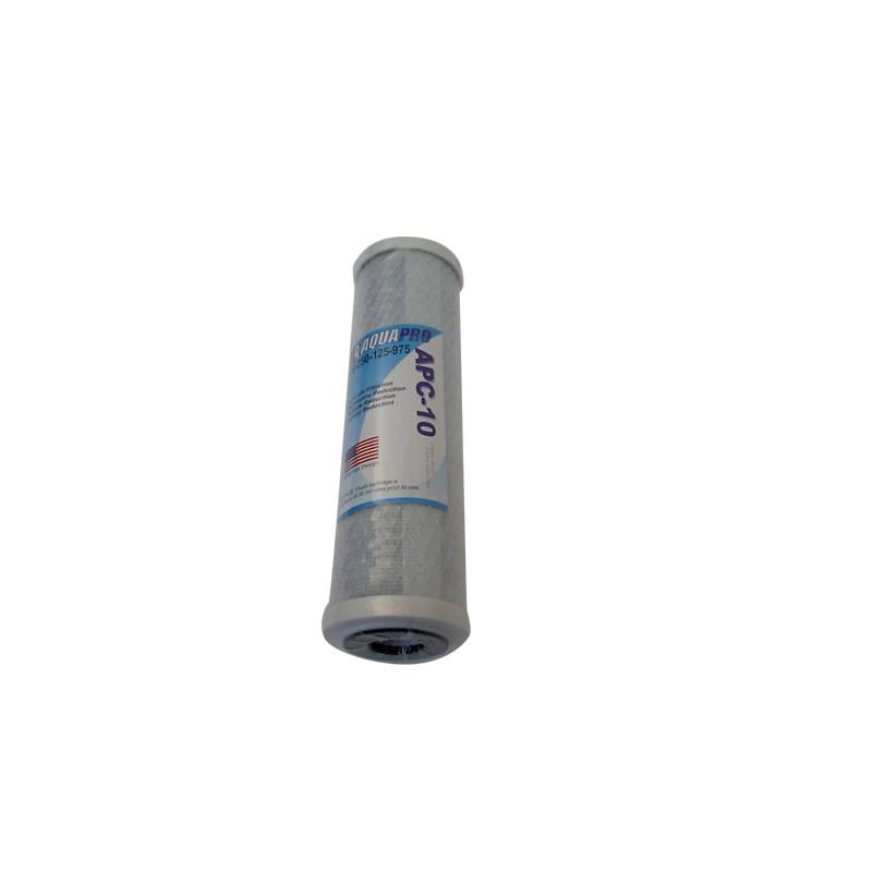 Aquapro cartridge s aktivním uhlím pro Aquapro 50S/75S/125S