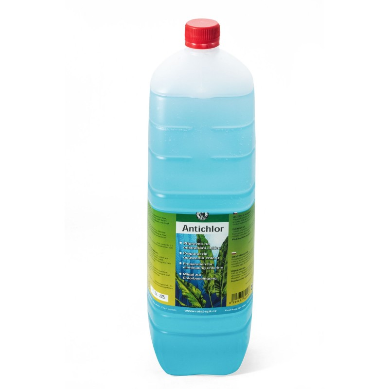 Antichlor, Objem 2000 ml