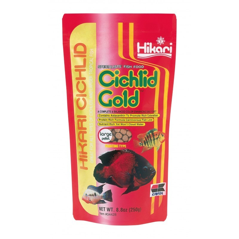 HIKARI CICHLID GOLD Medium, Balení 250g