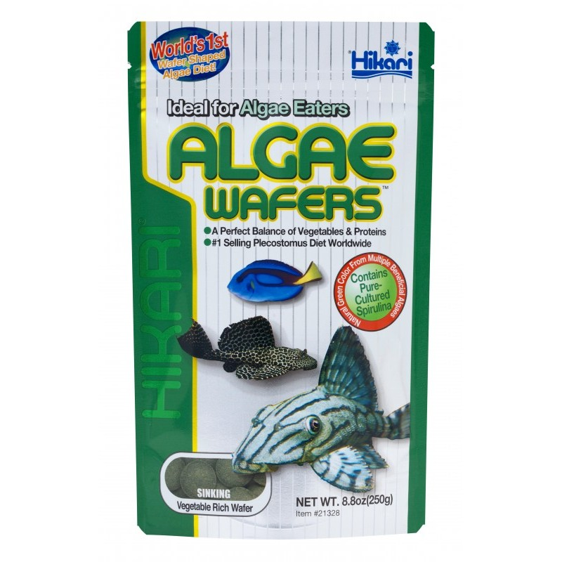 HIKARI TROPICAL ALGAE WAFERS, Balení 250g