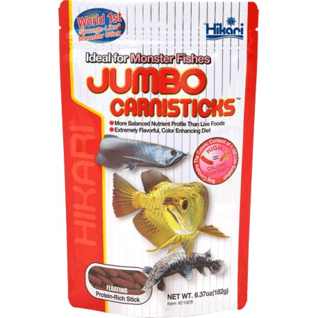 HIKARI TROPICAL JUMBO CARNISTICKS