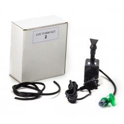 Ruwal CO2 mixer