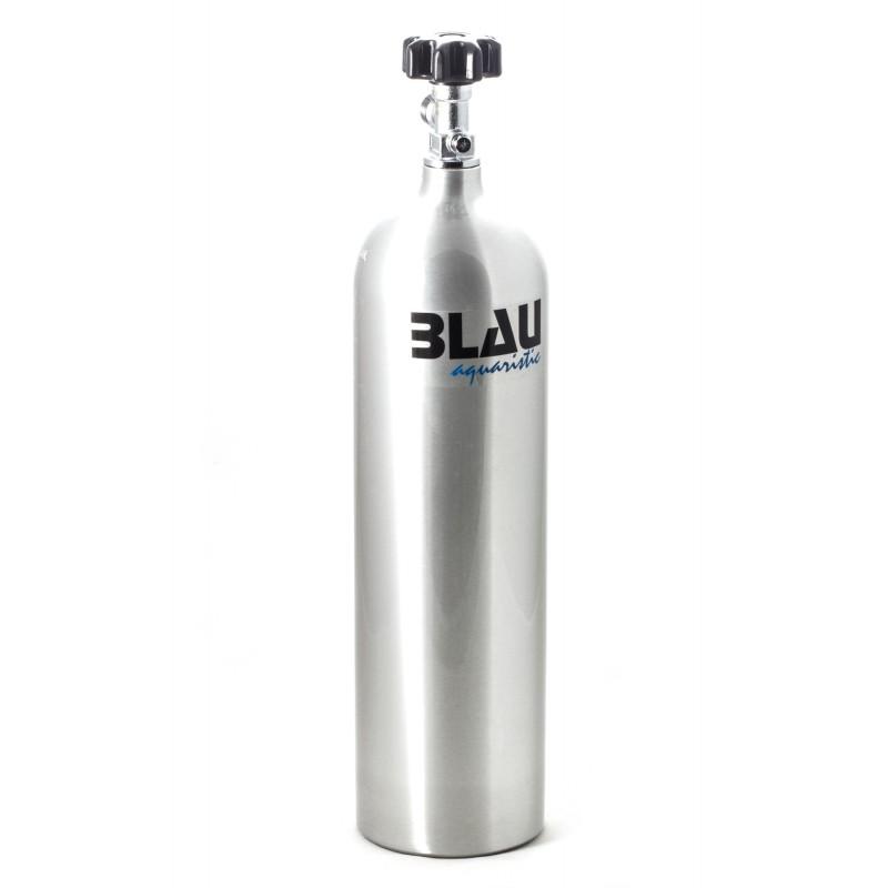 Blau hliníková CO2 láhev 3l