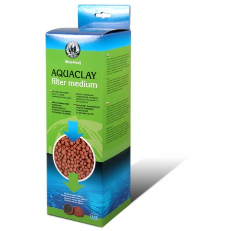 AQUACLAY filter medium